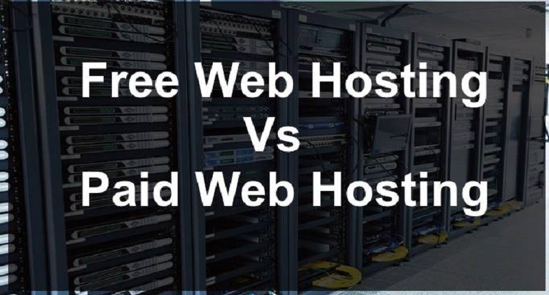 FREE HOSTING VS PAID HOSTING