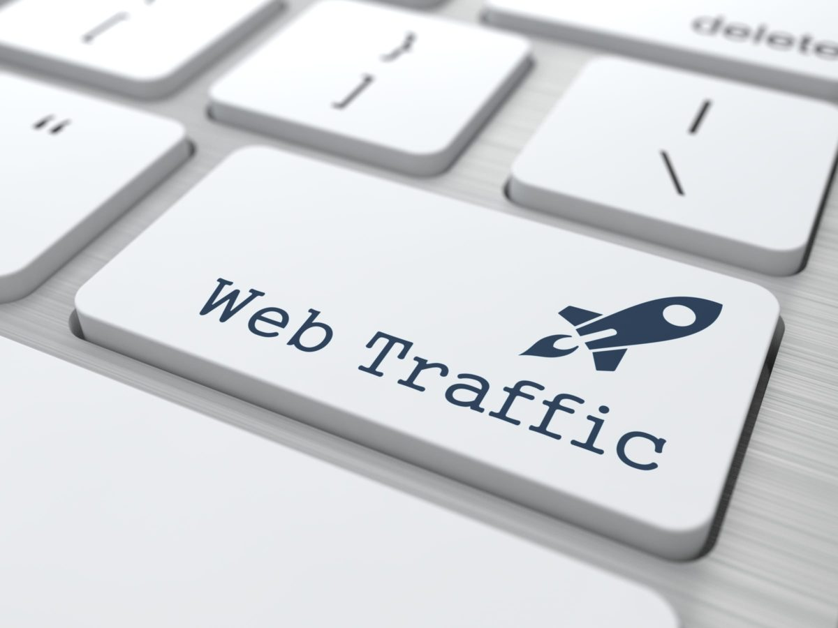 FIVE WAYS TO DRIVE TRAFFIC TO YOUR ONLINE STORE