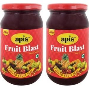 Apis Mixed Fruit Jam