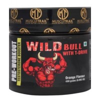 Muscle Trail wildbull Pre-workout